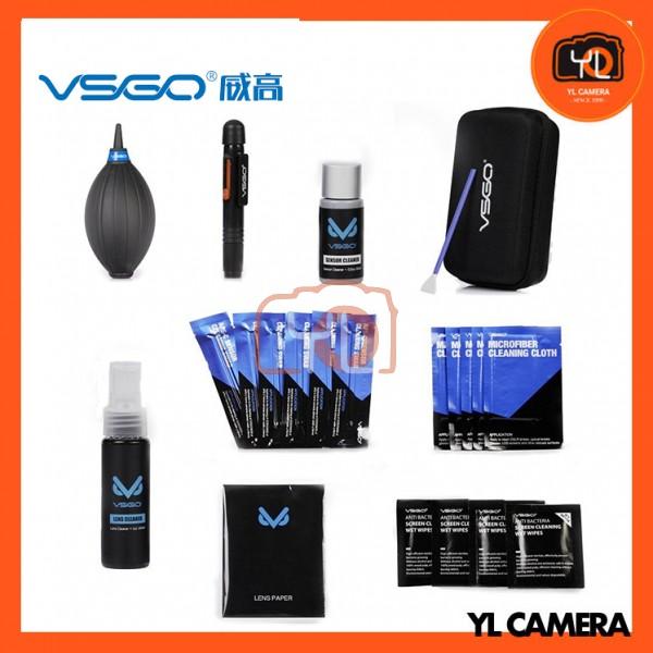 VSGO DKL-20 Lens Cleaning Kit & Sensor Cleaning Kit