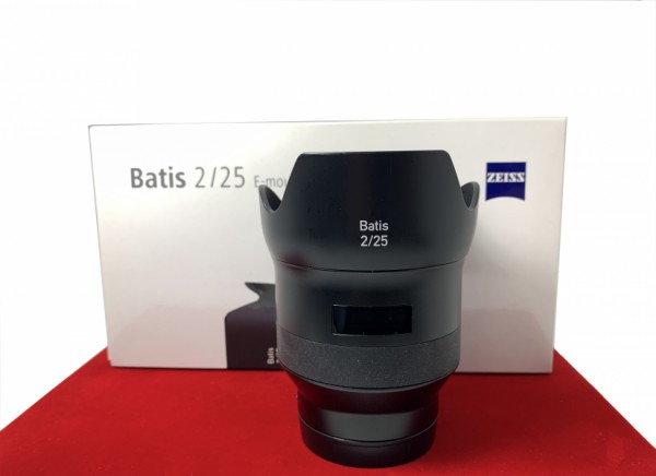 [USED-PJ33] Zeiss 25MM F2 Batis (Sony E-Mount), 90% Like New Condition (S/N:60010864)