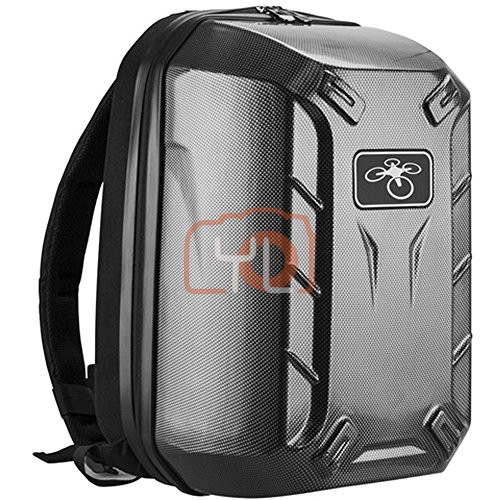 Hardshell Backpack For DJI Phantom 4 Black