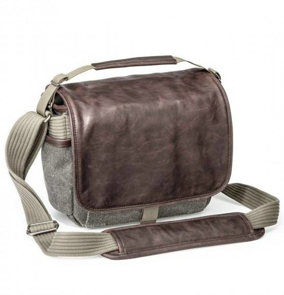 (SPECIAL DEAL) Think Tank Photo Retrospective 5 Shoulder Bag (Leather/Sandstone)