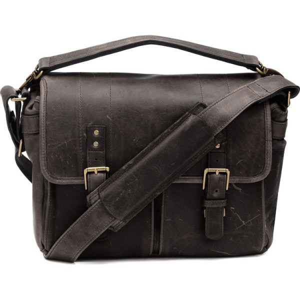 ONA Prince Street Camera Messenger Bag (Dark Truffle)