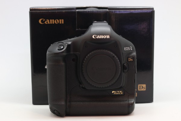 [USED-PUDU] CANON EOS 1DS MARK III CAMERA BODY 88%LIKE NEW CONDITION  SN:615824