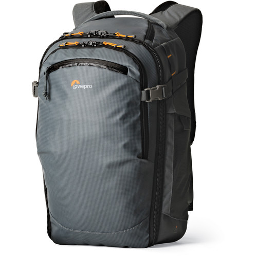 (SPECIAL DEAL) Lowepro HighLine BP 300 AW 22L Backpack (Gray)
