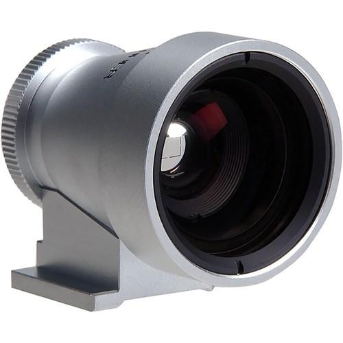 Voigtlander Viewfinder for 35mm Lens - Metal, Silver
