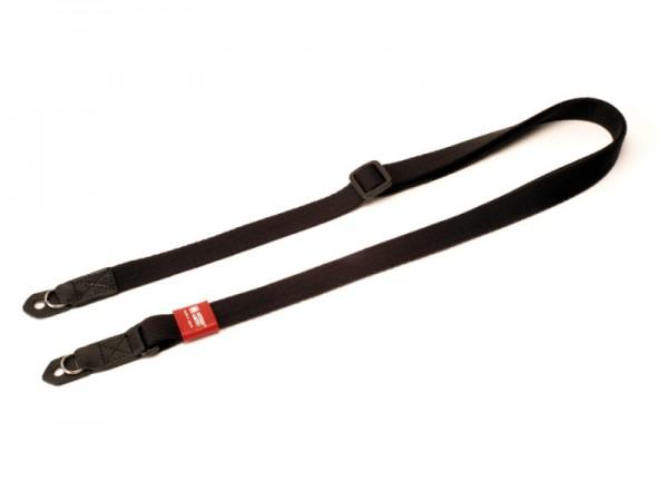 Artisan & Artist ACAM-100A Acrylic Camera Strap (Black/Red)