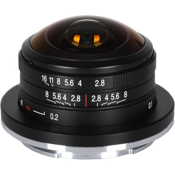 Laowa 4mm f/2.8 Fisheye Lens (Sony E-Mount)