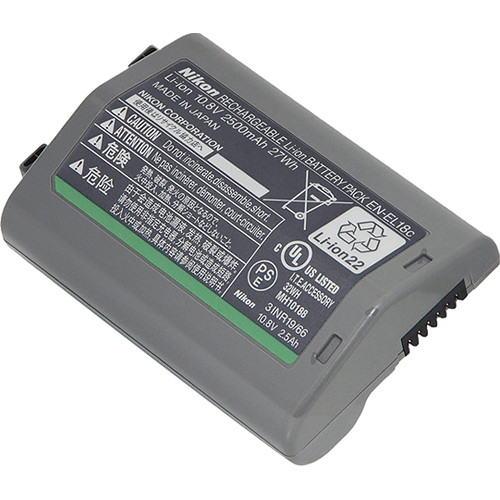 Nikon EN-EL18c Rechargeable Battery