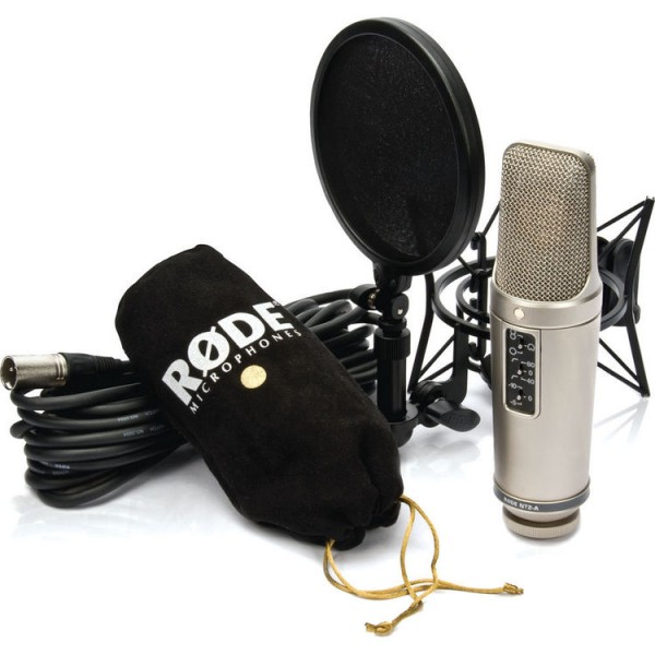 (Pre-Order) Rode NT2-A Microphone Kit