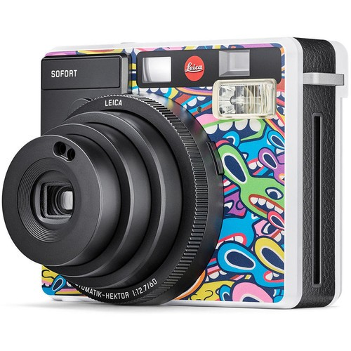 (Special Offer) Leica Sofort Instant Film Camera 19109 (LimoLand by Jean Pigozzi Special Edition)