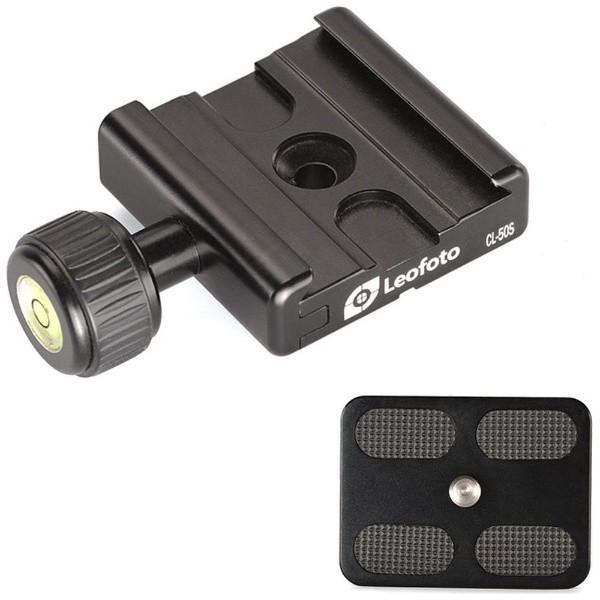 Leofoto CL50S 50mm Width (Screw Knob)