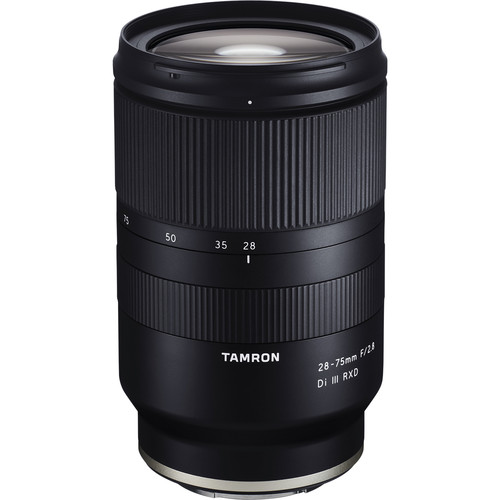 (Promotion) Tamron 28-75mm f/2.8 Di III RXD Lens (Sony E-Mount)