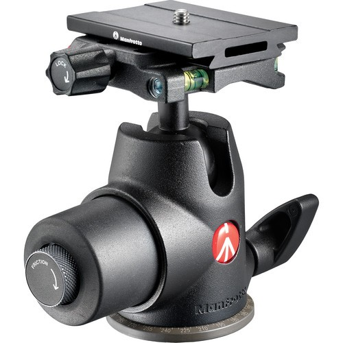 Manfrotto 468MGQ6 Hydrostatic Ball Head with MSQ6PL Quick Release Plate