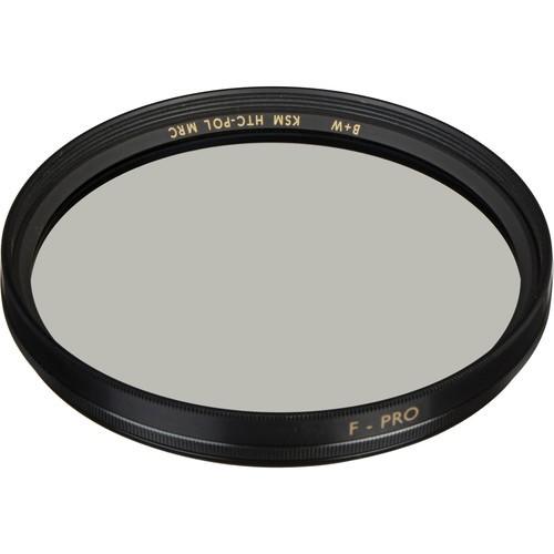 B+W 46mm F-Pro Kaesemann High Transmission Circular Polarizer MRC Filter
