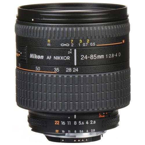 Nikon 24-85mm F2.8-4D AF