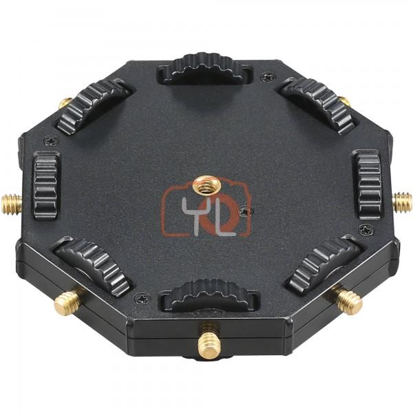 Godox TL-M8 8-Light Coupler for TL30 LED Light Tube
