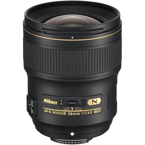 Nikon 28mm F1.4E ED AF-S