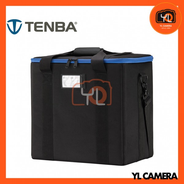 Tenba Transport 1x1 LED 2-Panel Case (Black)