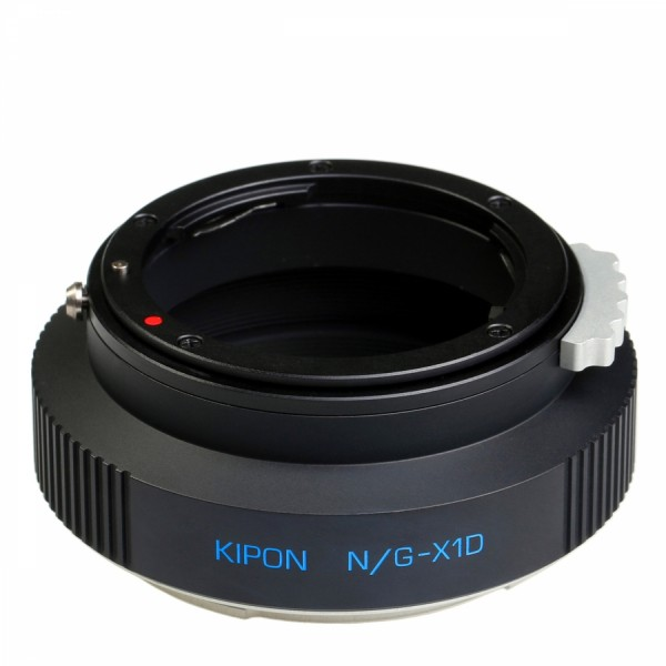 Kipon Adapter Nikon G to Hasselblad X 1D