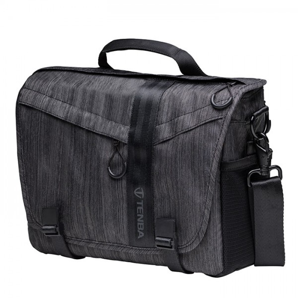 Tenba DNA 10 Messenger Bag (Graphite)