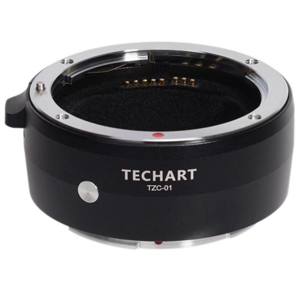 Techart PRO TZC01 Autofocus Lens Mount Adapter (Canon EF - Nikon Z)