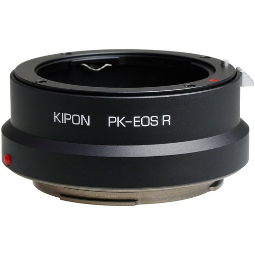 Kipon Pentax PK Mount Lens to Canon EOS R Mount Camera Adapter