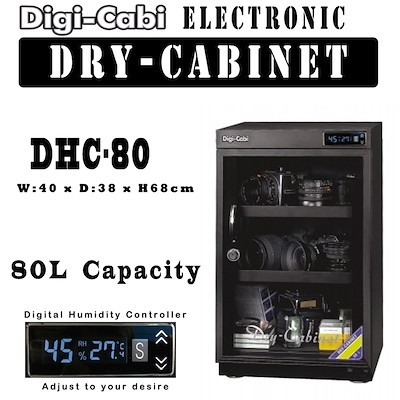 Digicabi DHC-80 Dry Cabinet