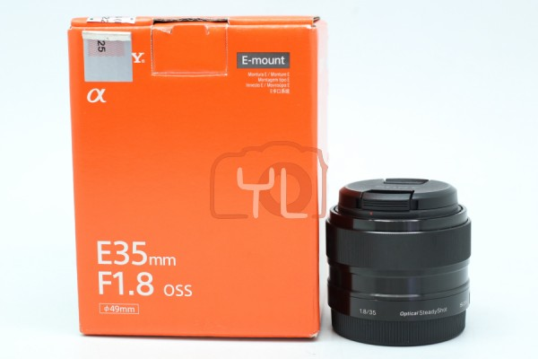 [USED-PUDU] SONY 35MM F1.8 SEL OSS 98%LIKE NEW CONDITION SN:2198723