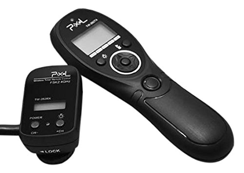 Pixel TW-282/E3 Wireless Timer Remote Control for Canon