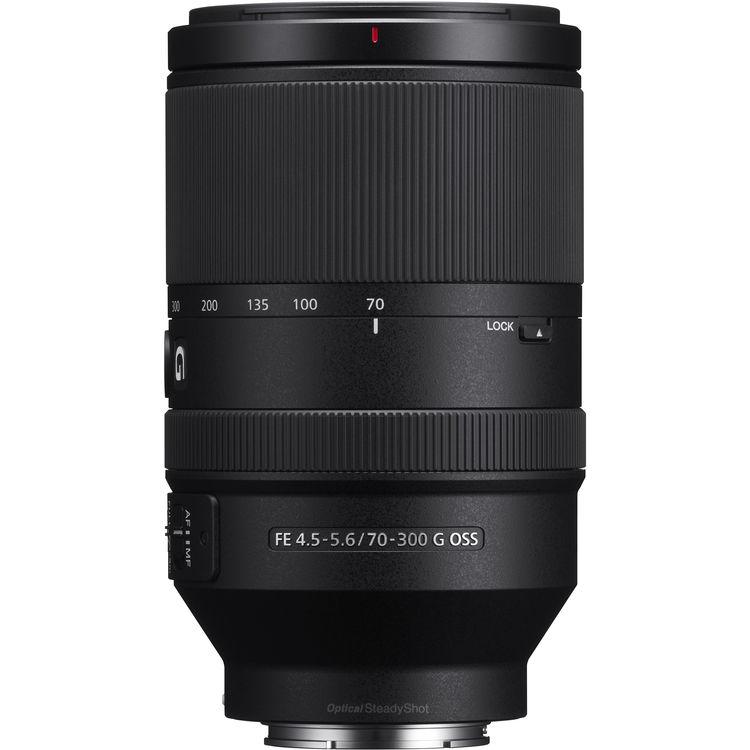 (PROMO) Sony FE 70-300mm F4.5 5.6G OSS (SEL70300G)