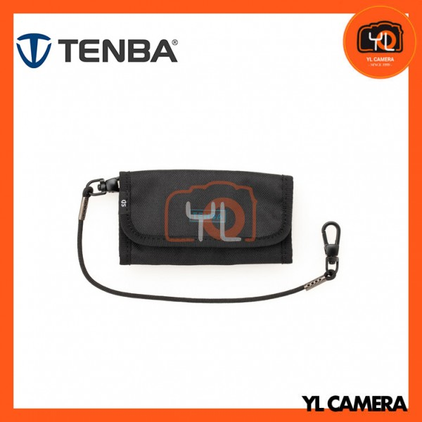 Tenba Tools-Series Reload SD Card Wallet (Black)
