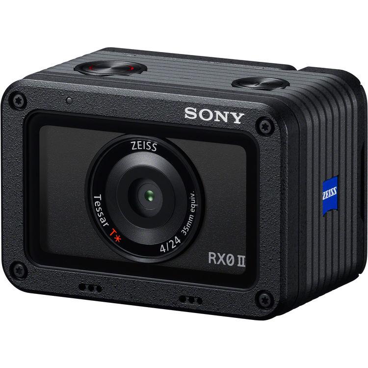(PRE-ORDER) Sony RX0 Mark II Ultra Compact Camera [Free 32GB MicroSD Card + ACCTRDCJ Travel Charger]