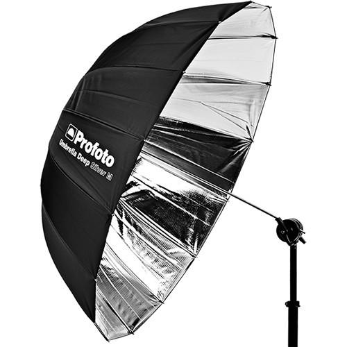 Profoto Umbrella Deep Silver Medium 105cm