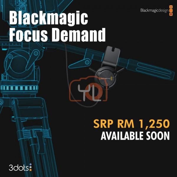 Blackmagic Design BLACKMAGIC FOCUS DEMAND