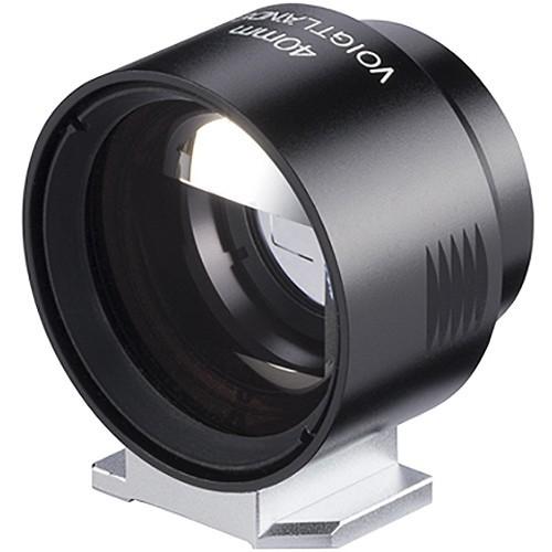 Voigtlander 40mm Metal Optical Viewfinder