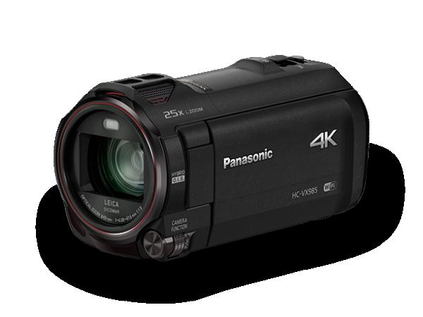 Panasonic HC-VX985 4K Camcorder