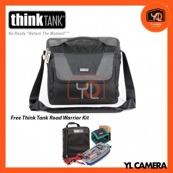 Think Tank Photo StoryTeller 10 Shoulder Bag ( Free Think Tank Road Warrior Kit )