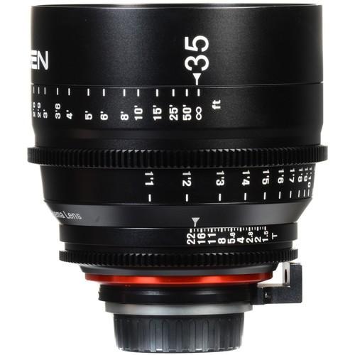 Samyang Xeen 35mm T1.5 Lens for Nikon F Mount