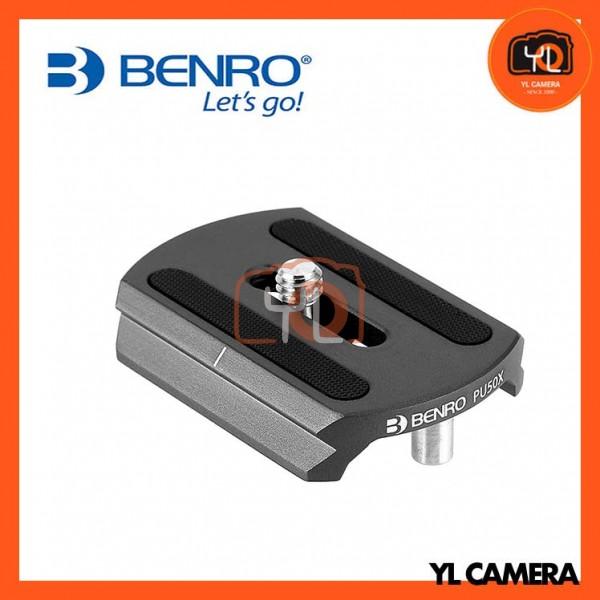 Benro PU50X Lowprofile Ballhead Plate