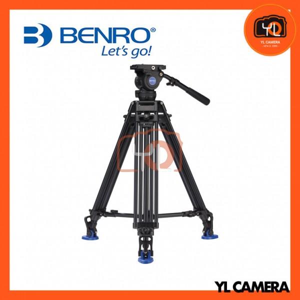 Benro BV8 Twin-Leg Aluminum Tripod Kit