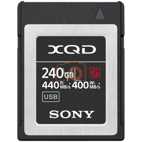 Sony 240GB XQD G Series Memory Card