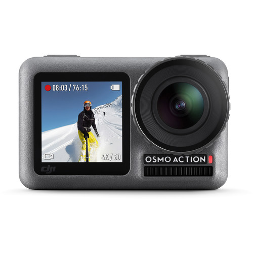 (PERORDER)DJI Osmo Action 4K Camera (FREE SANDISK 32GB 100MB MICRO SD CARD)