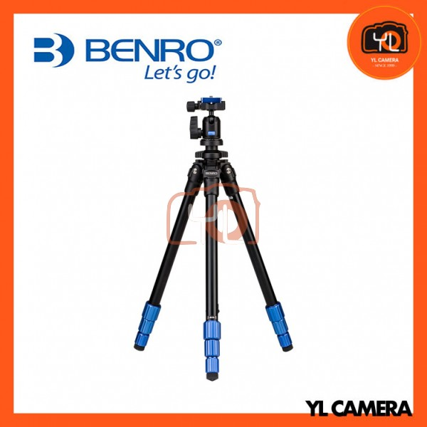 Benro TSL08AN00 Slim Aluminum-Alloy Tripod with Ball Head