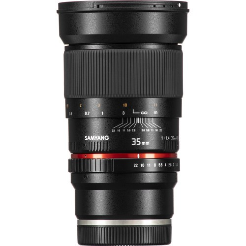 Samyang 35mm F1.4 AS UMC Lens for Sony E