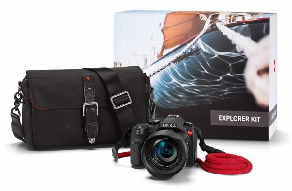 Leica V-LUX (Typ 114) Explorer Kit - 18149