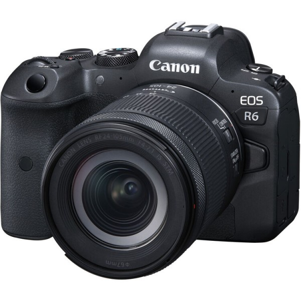 Canon EOS R6 + RF 24-105mm F4-7.1 IS STM [ETA: September 2020]