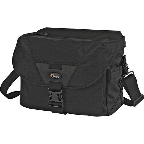 (SPECIAL DEAL) Lowepro Stealth Reporter D550 AW Shoulder Bag (Black)