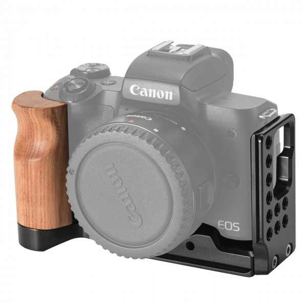SmallRig LCC2387 L-Bracket for Canon EOS M50