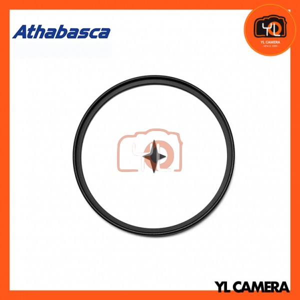 Athabasca 77mm Star Ring Filter