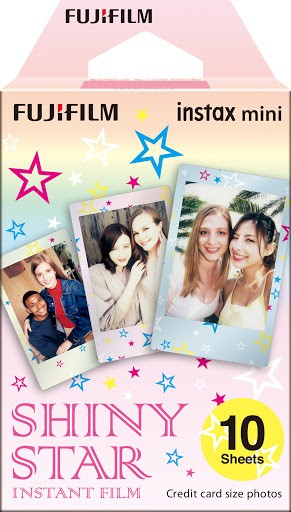 Fujifilm INSTAX Mini Instant Films (Shiny Star)