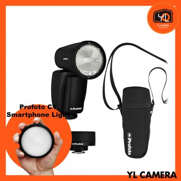 (FlashDEAL) Profoto A1X Off-Camera Kit W/ C1 Smartphone Studio Light